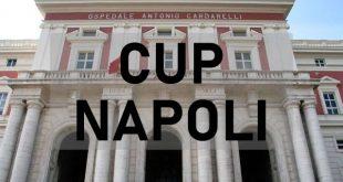 CUP Napoli per prenotazione esami e visite specialistiche