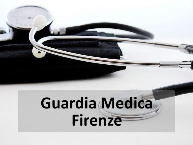 Guardia medica Firenze