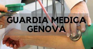 Guardia medica Genova, numero verde, dove si trova e quando contattarla