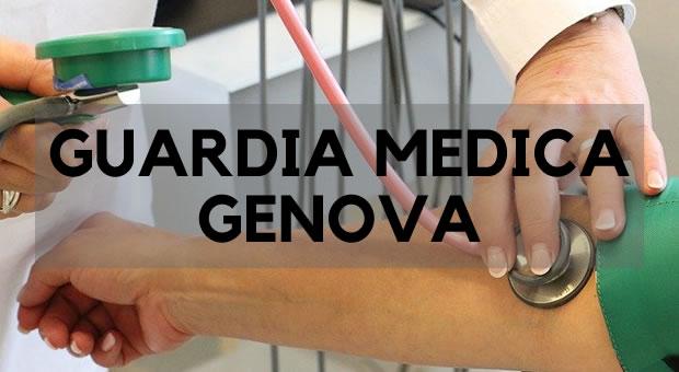 Guardia Medica Genova