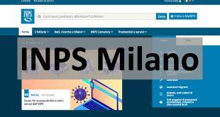 INPS Milano: orari uffici, indirizzi, telefoni e domande on line