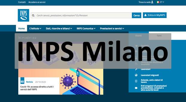 Inps Milano