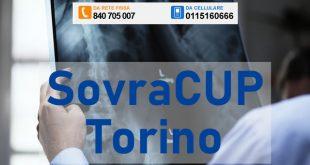 Cup Torino, centro unificato prenotazioni visite ed esami